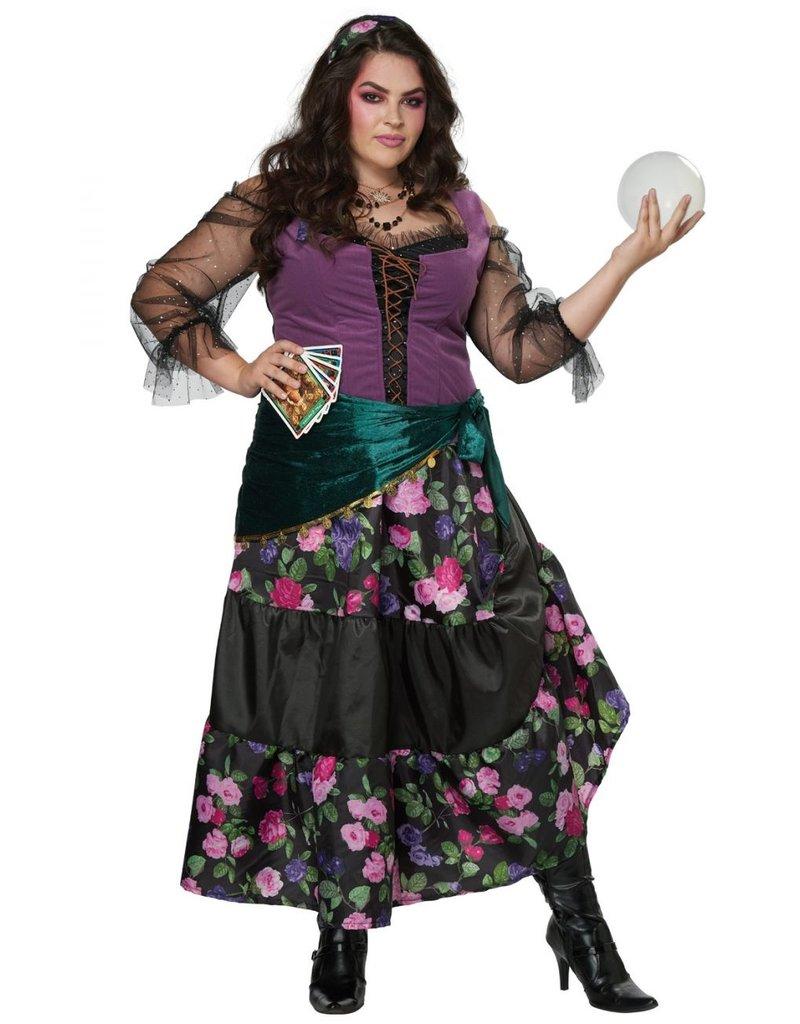 California Costume Mystical Charmer Plus