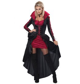 California Costume Blood Thirsty Vixen Vampire