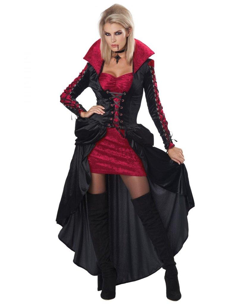 California Costume Blood Thirsty Vixen Vampire