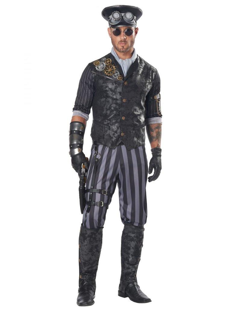 California Costume Steampunk Commander
