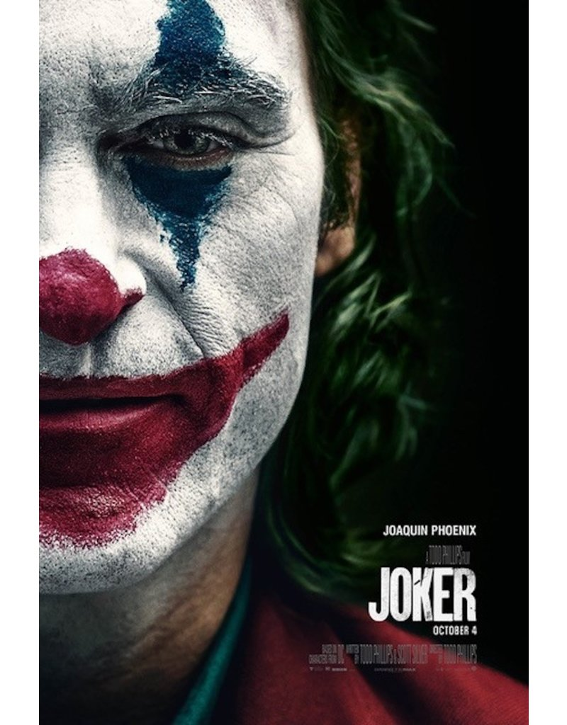 Posters Wholesale Poster - Joker 2019