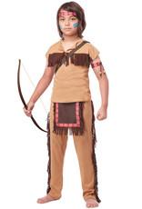 California Costume Native Brave