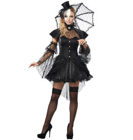 California Costume Victorian Doll Adult