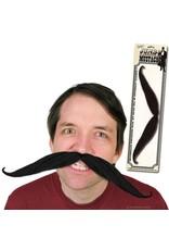 Accoutrements Jumbo Handlebar Mustache
