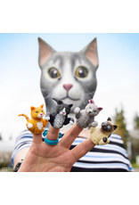 Accoutrements Finger Cats