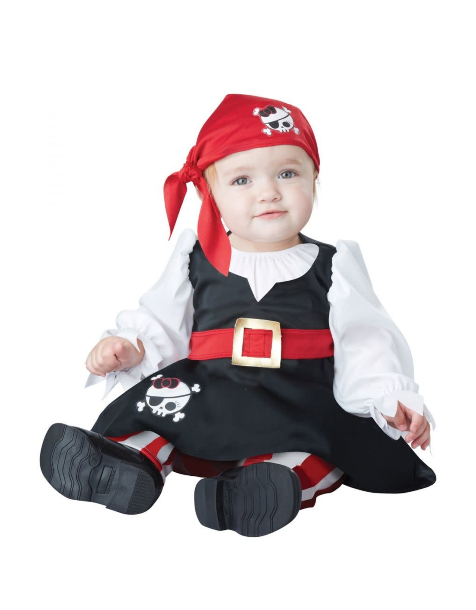 California Costume Petite Pirate Baby Costume