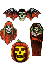 Trick or Treat Studios Misfits Wall Decor