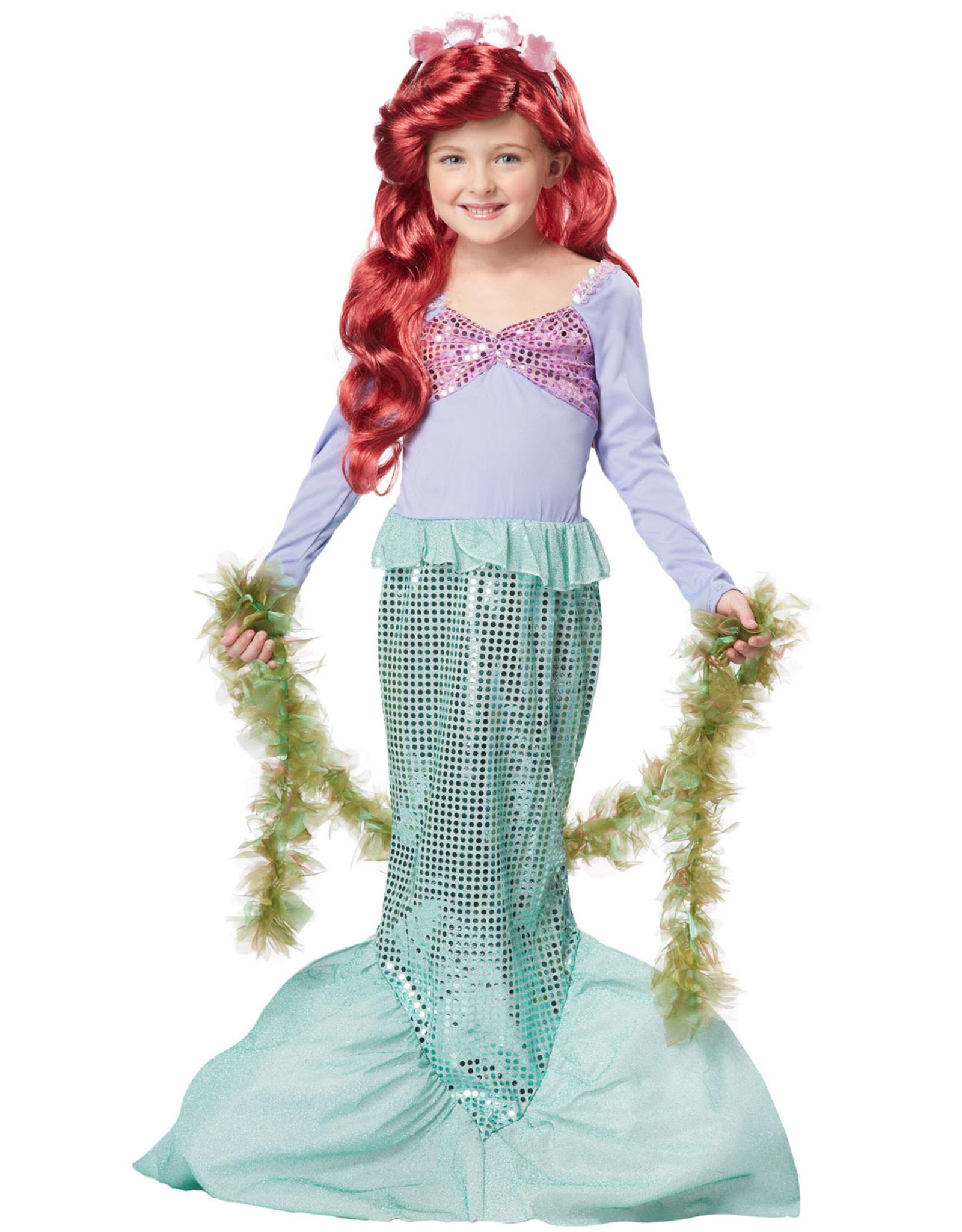 California Costume Little Mermaid