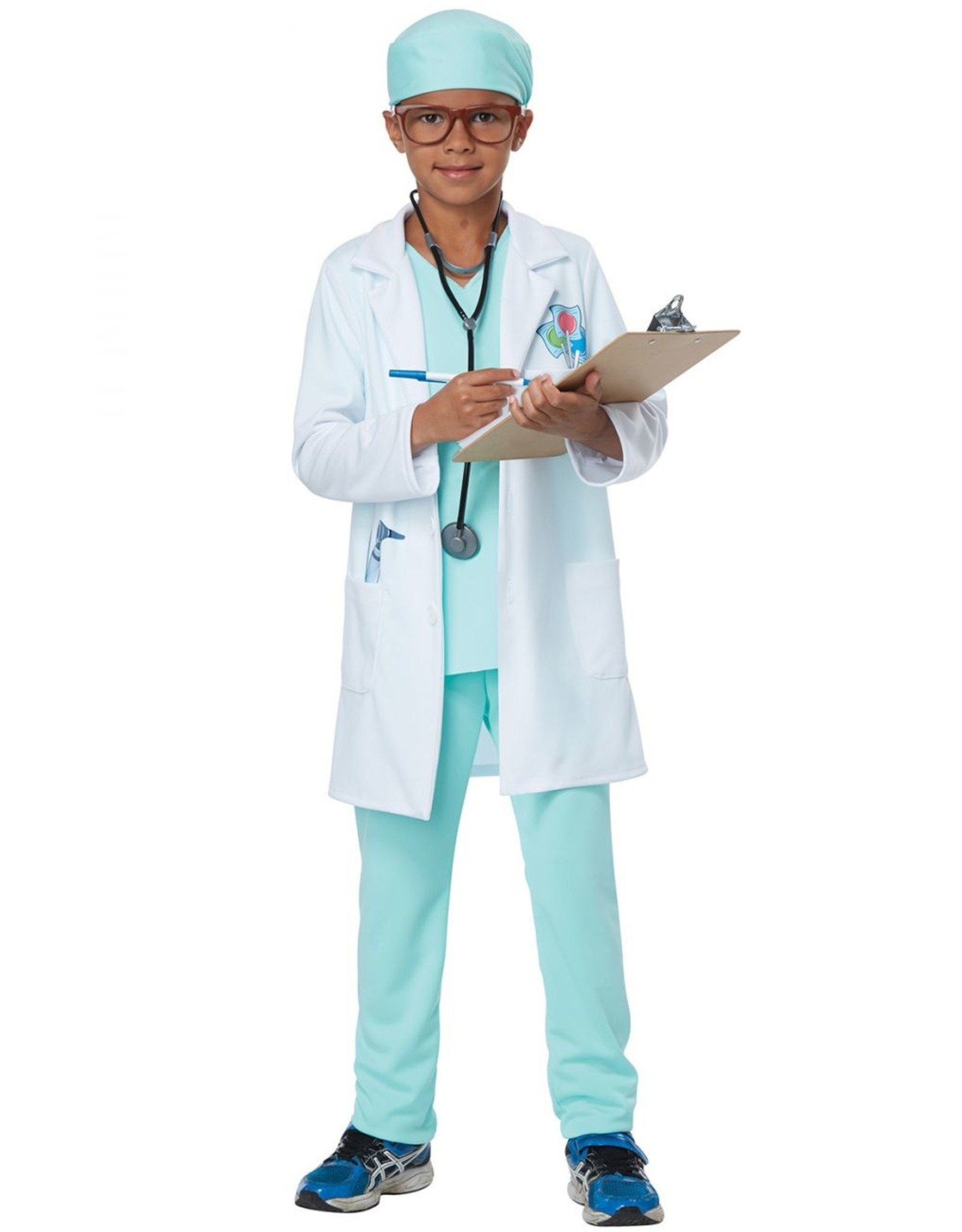 California Costume Good Doctor
