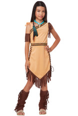 California Costume Native Princess