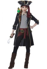 California Costume High Seas Captain