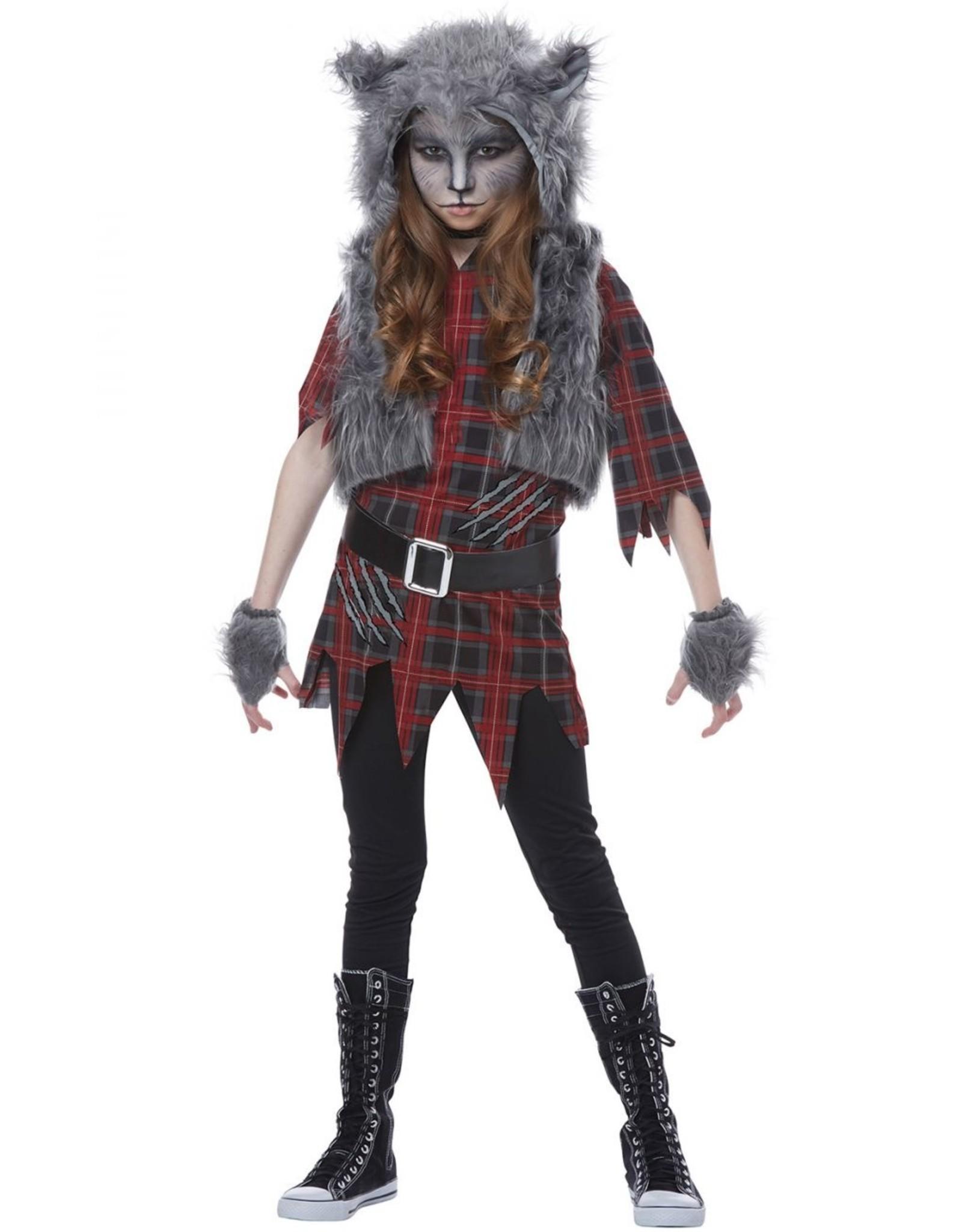 California Costume Werewolf Girl