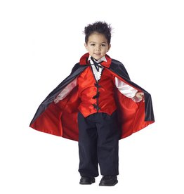 California Costume Vampire Toddler Costume