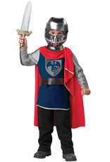 California Costume Gallant Knight Toddler Renaissance Costume