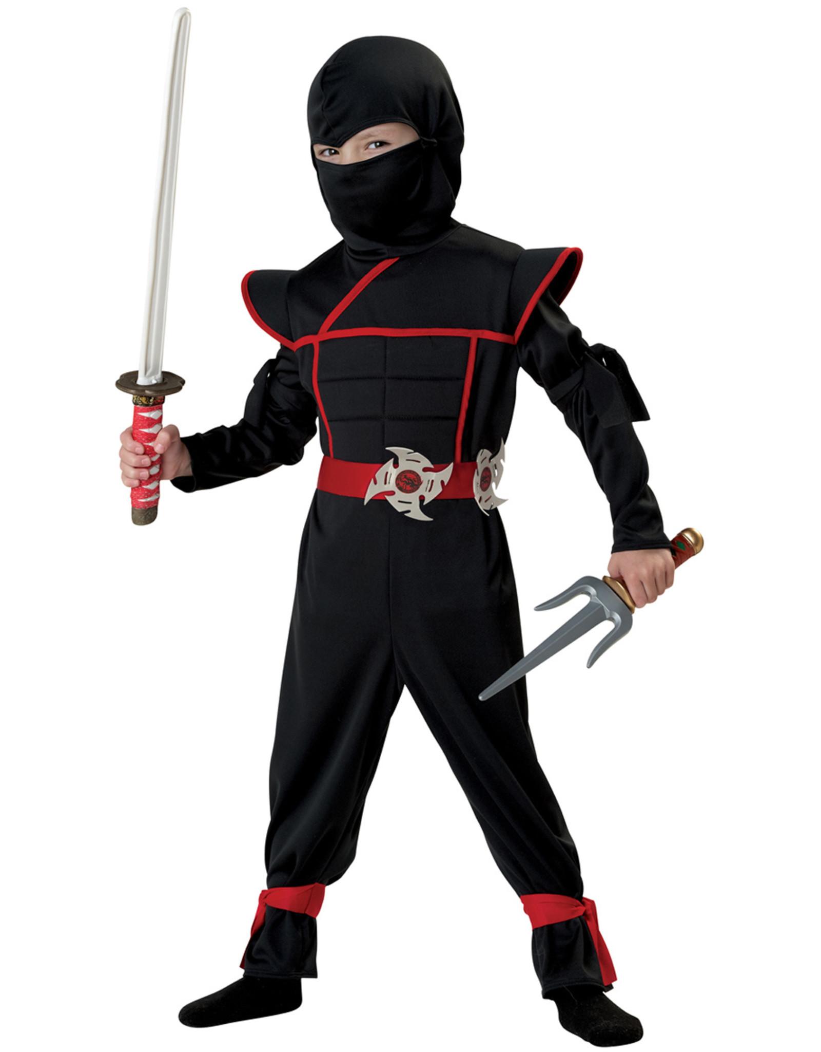 California Costume Stealth Ninja Toddler Costume