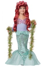 California Costume Lil Mermaid Toddler Costume