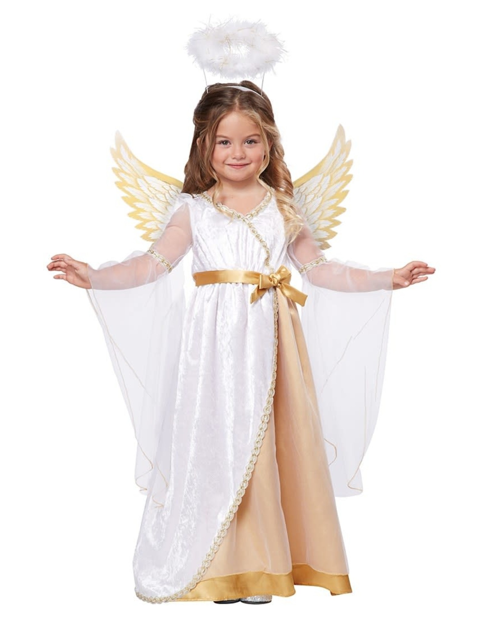 California Costume Sweet Lil Angel Toddler Costume