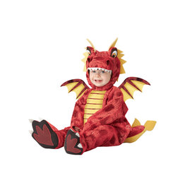 California Costume Adorable Dragon Baby Costume