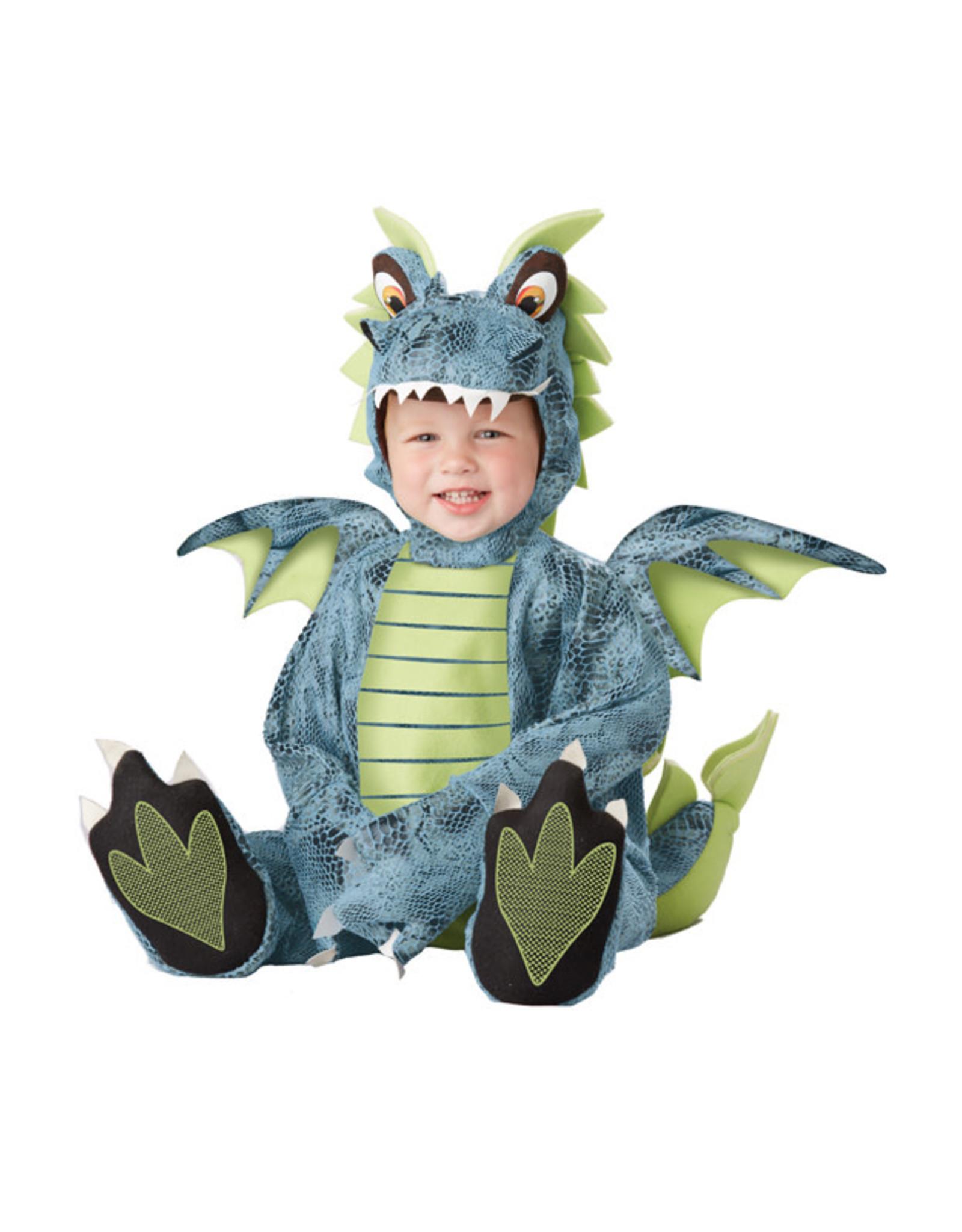 California Costume Darling Dragon Baby Costume