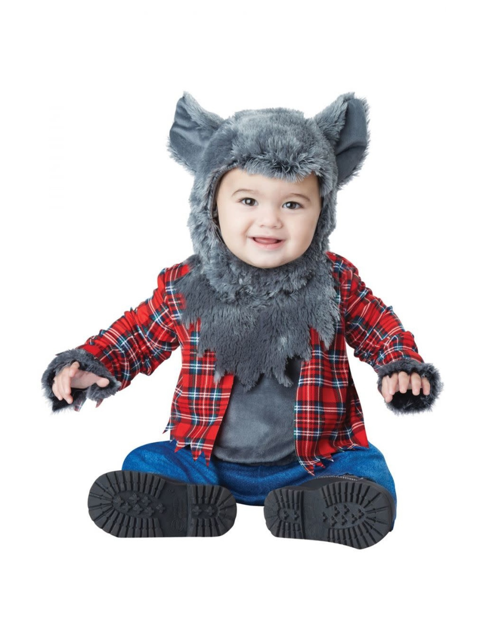 California Costume Wittle Werewolf Baby Costume