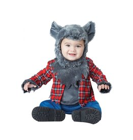 California Costume Wittle Werewolf Baby Costume