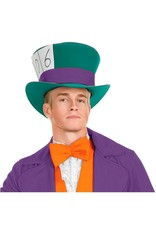 Charades Electric Mad Hatter Hat