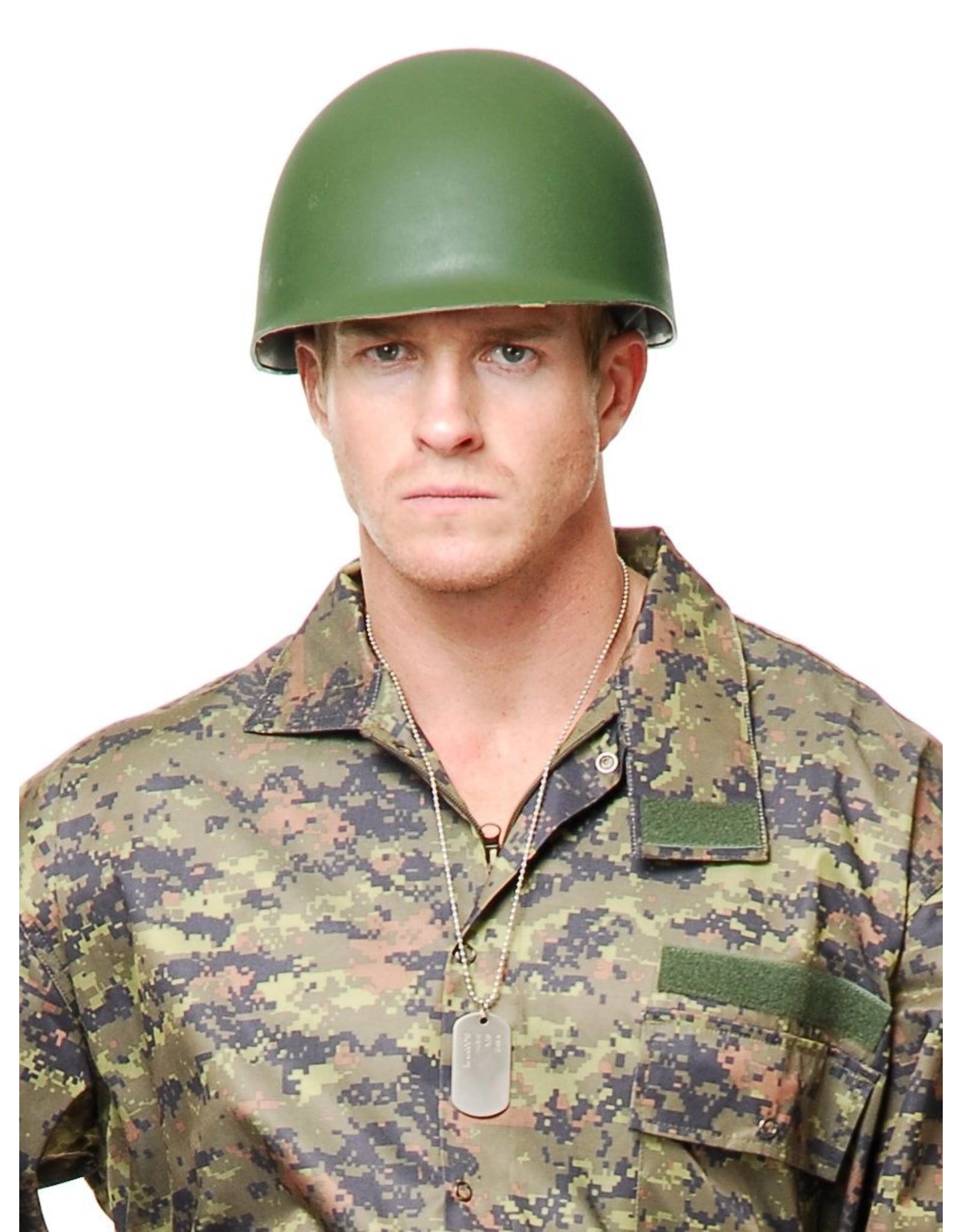 Charades Army Helmet