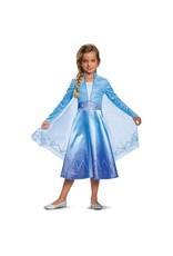 Disguise Froze 2 Elsa Deluxe