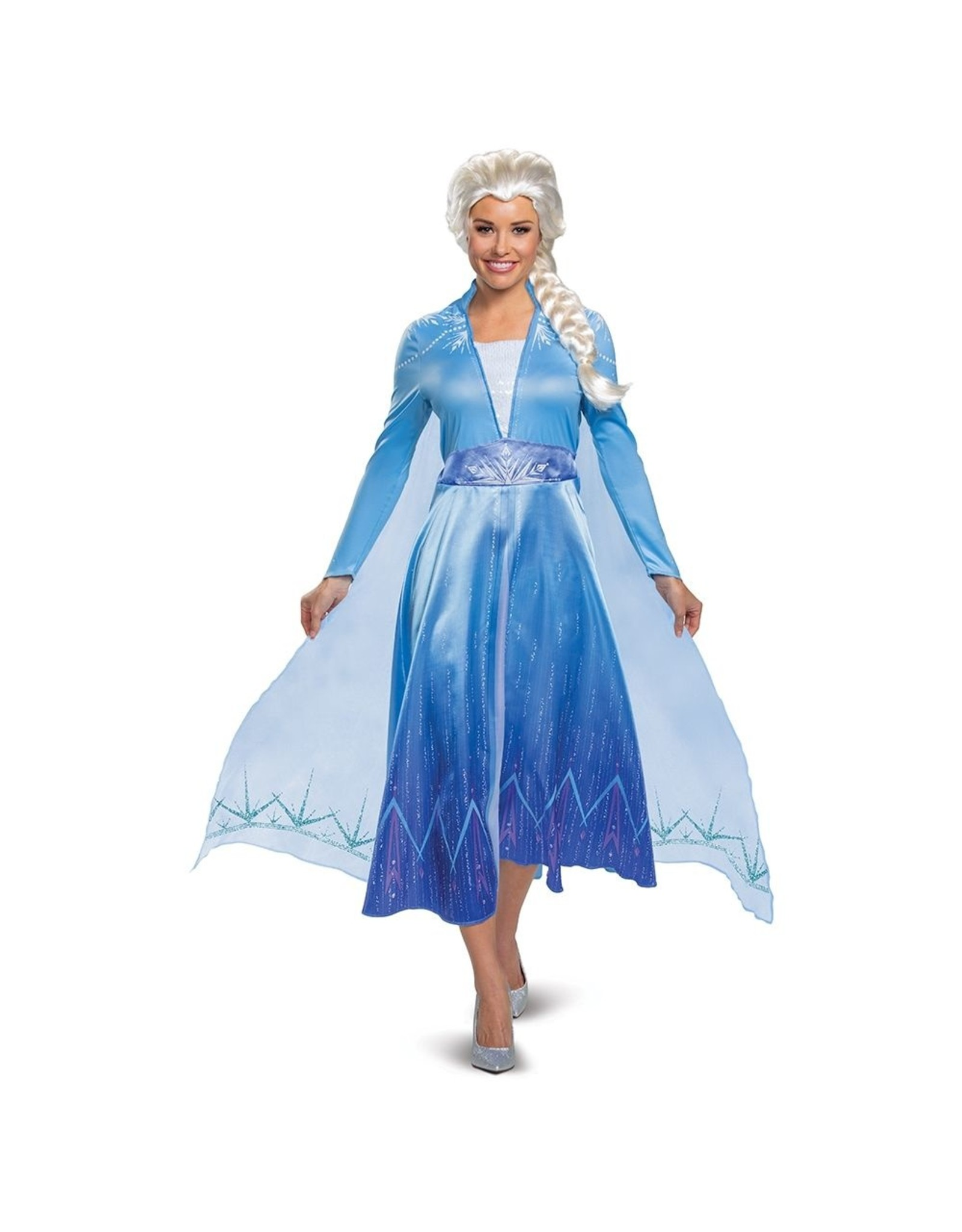 Disguise Frozen 2 Elsa Deluxe Adult