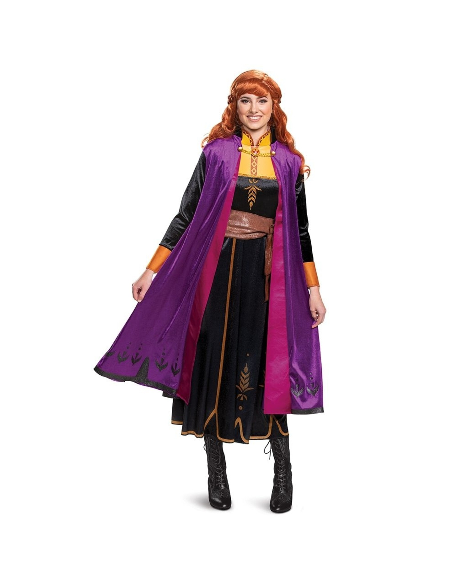 Disguise Frozen 2 Anna Deluxe Adult