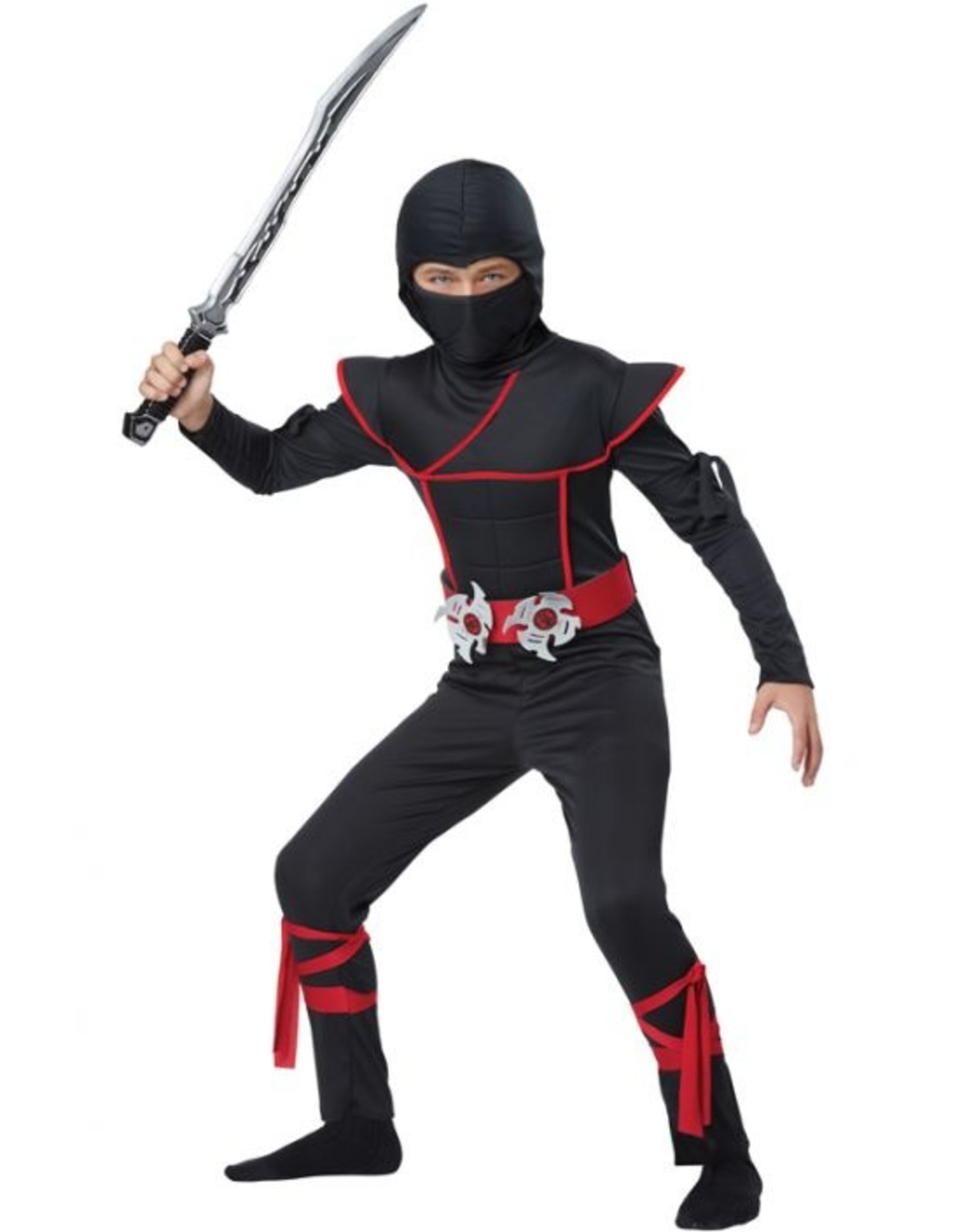 California Costume Stealth Ninja