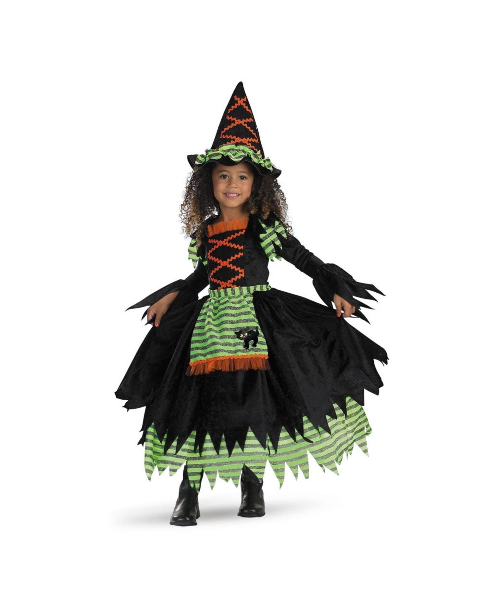 Disguise Storybook Witch S (2T)