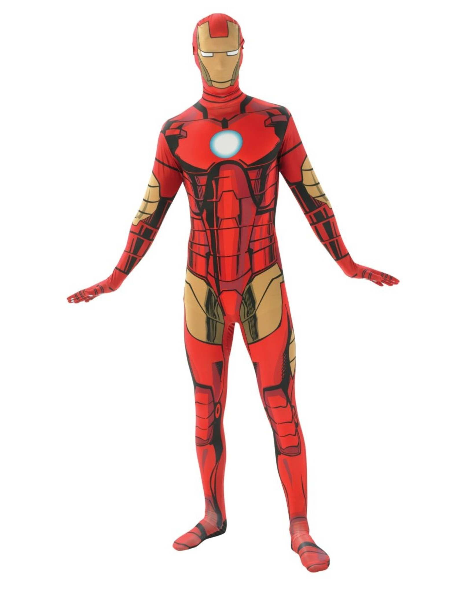 Rubies Iron Man Skin Suit