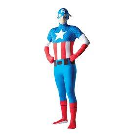 Rubies Capt. America Skin Suit