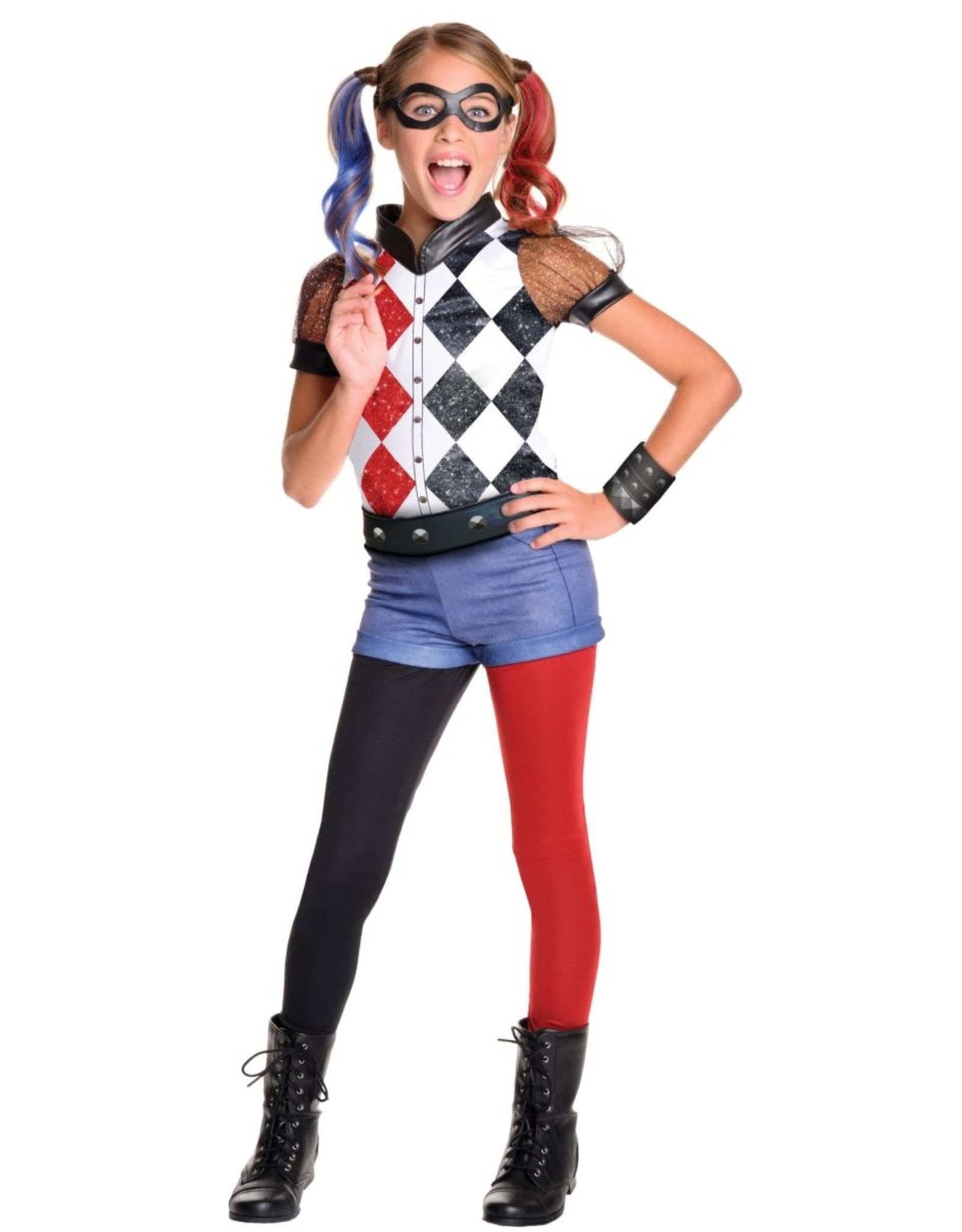 Rubies DCGirls Harley Quinn