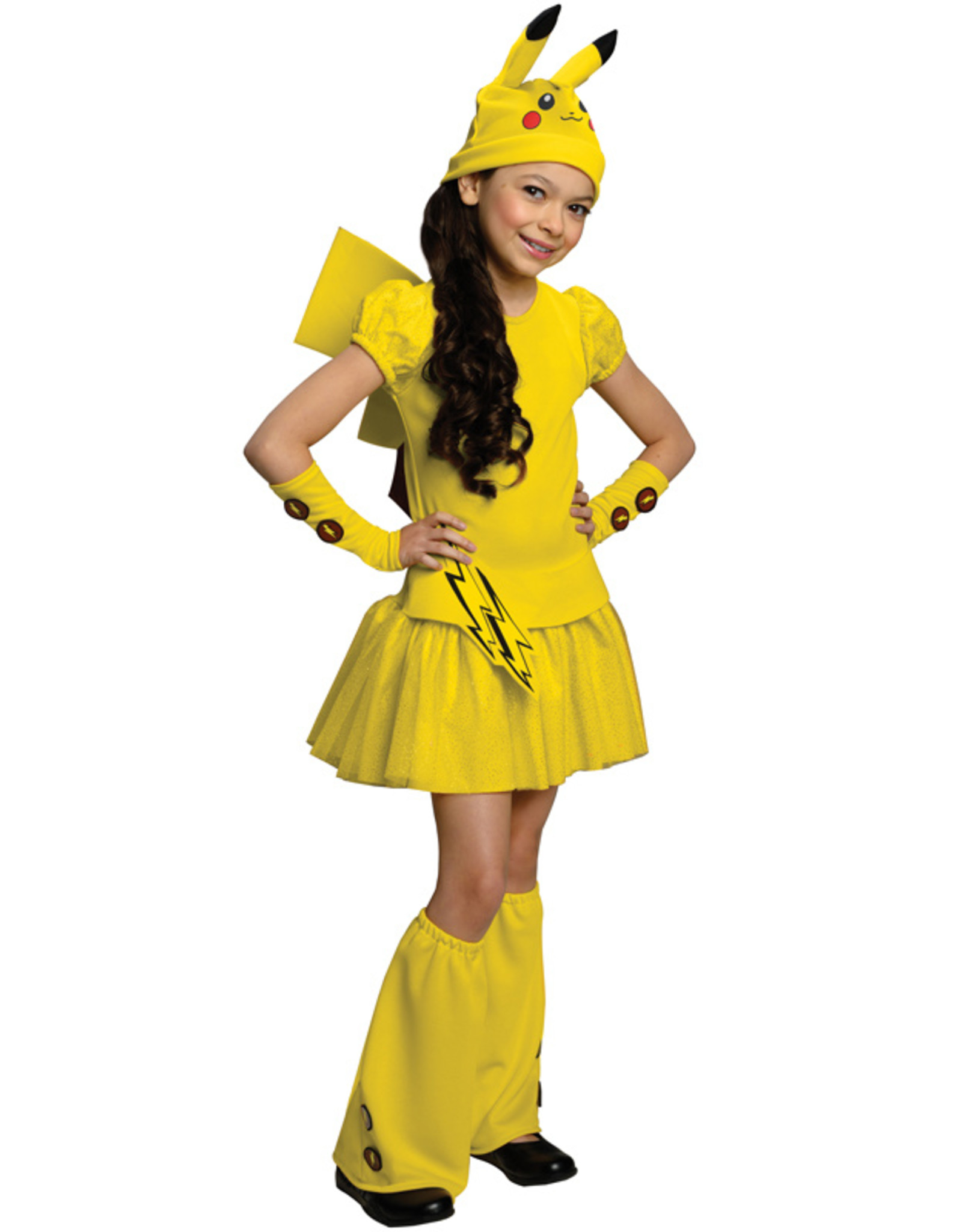 Rubies Pikachu Girl