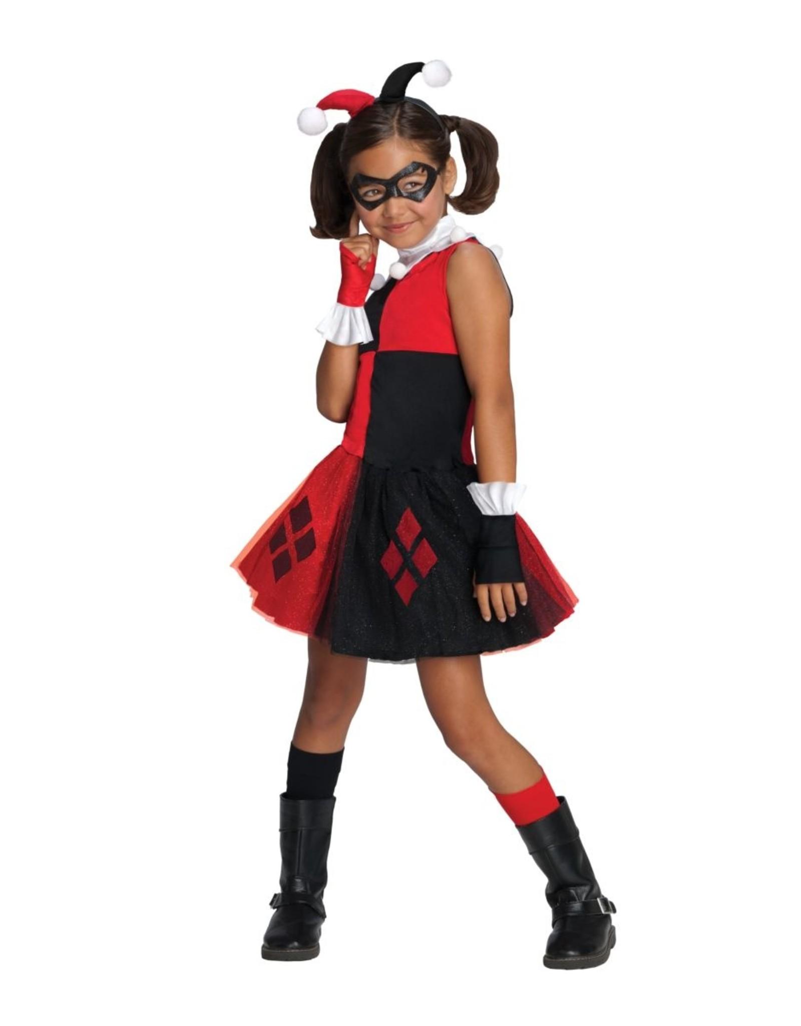 Rubies Harley Quinn Child