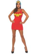 Rubies Wonder Woman Hooded Dress