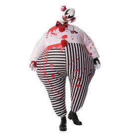 Rubies Inflatable Evil Clown
