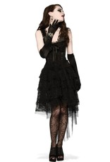 Rubies Black Night Lace Dress STD