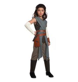 Rubies Star Wars Last Jedi Rey Kids Costume