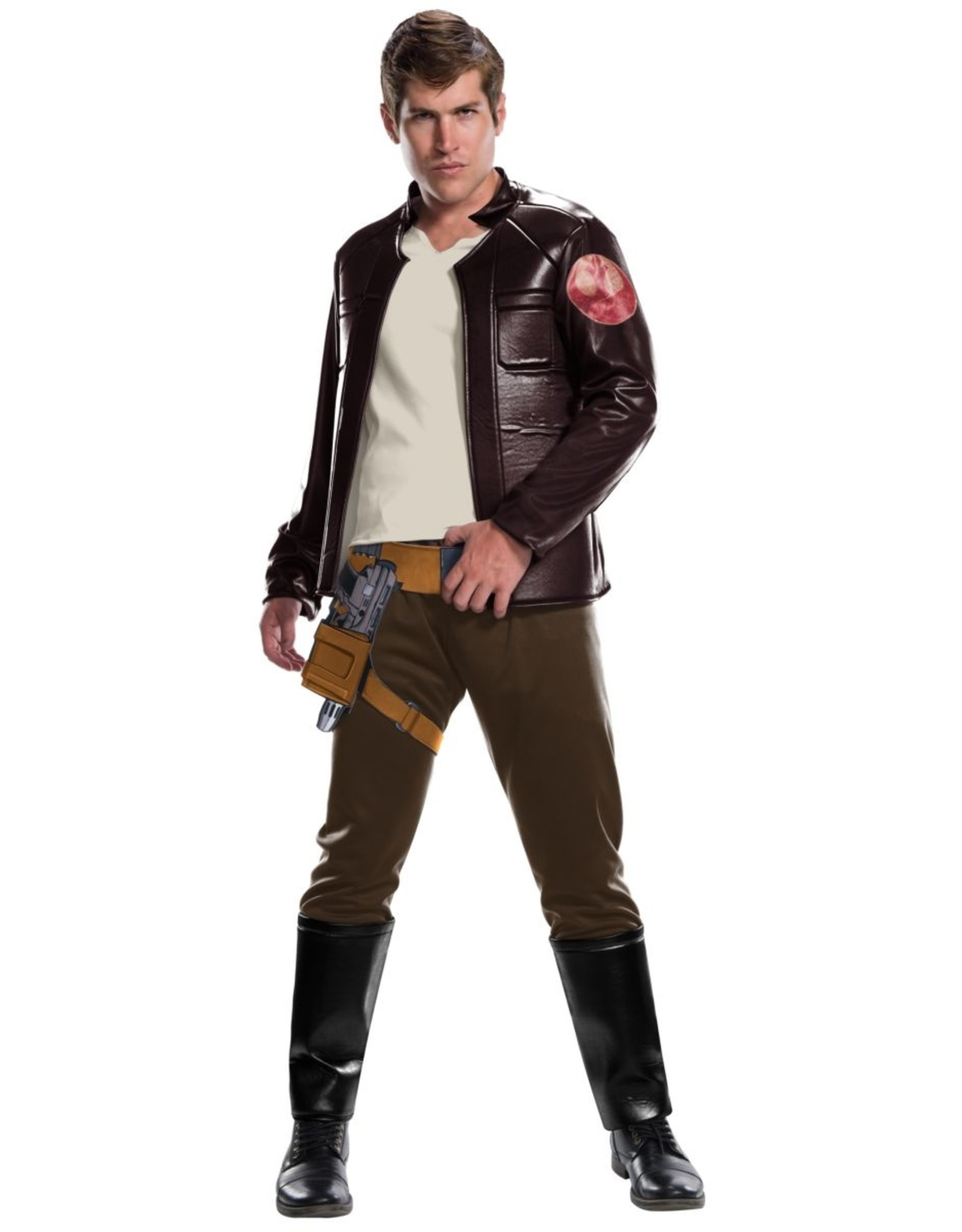 Rubies Star Wars Last Jedi Adult Poe Costume