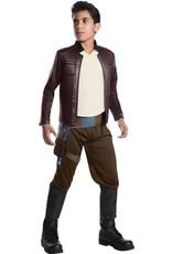 Rubies Star Wars Last Jedi Poe Kids Costume
