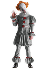 Rubies Deluxe Pennywise It Movie Adult Costume