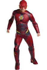 Rubies Justice League Adult Flash Costume