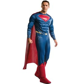 Rubies JL Superman Deluxe Adult