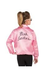 Rubies Pink Ladies Jacket Child