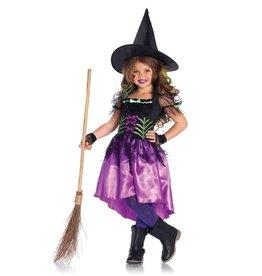 Leg Avenue Spiderweb Witch Kids Costume