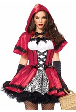 Leg Avenue Gothic Red Riding Hood