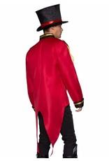 Leg Avenue Military Jacket Red